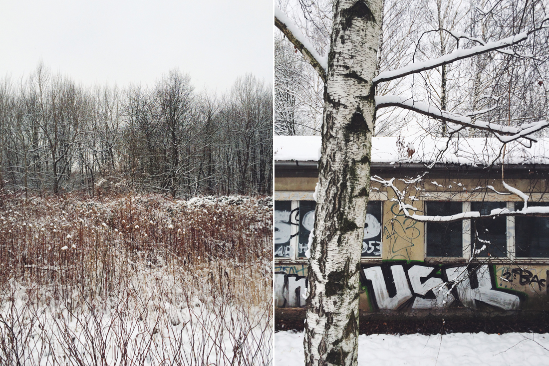 winter graffiti