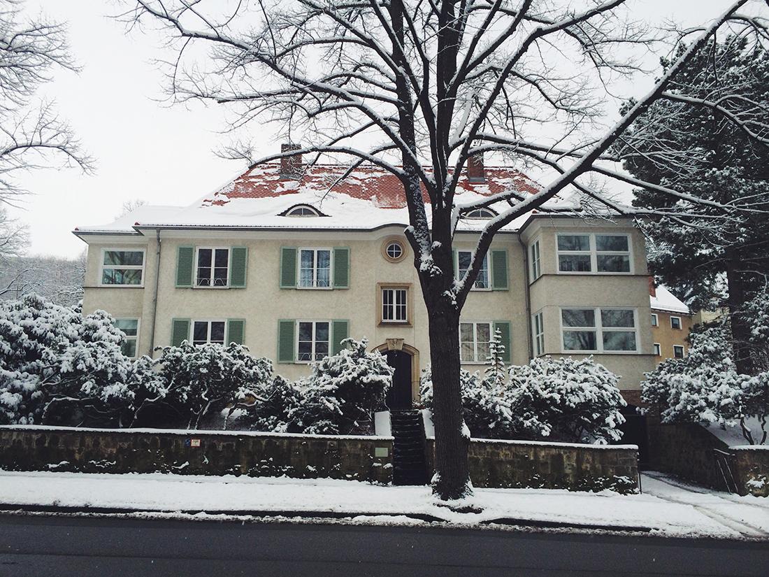 house in dresden