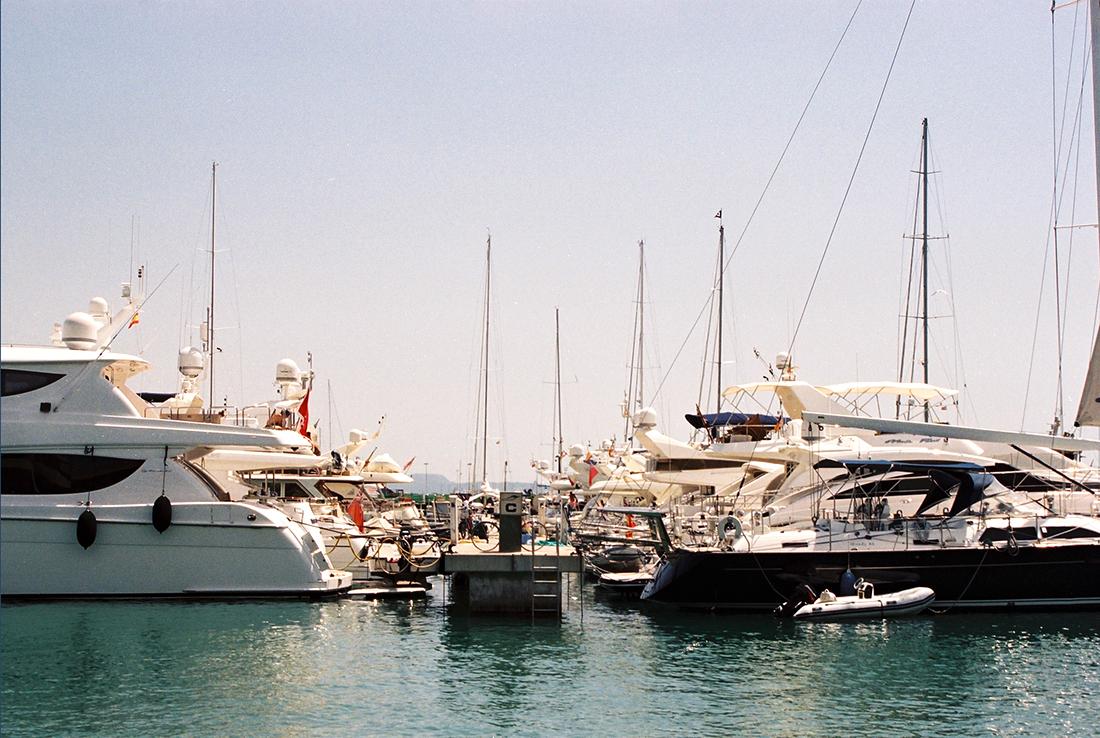 Mallorquin marina