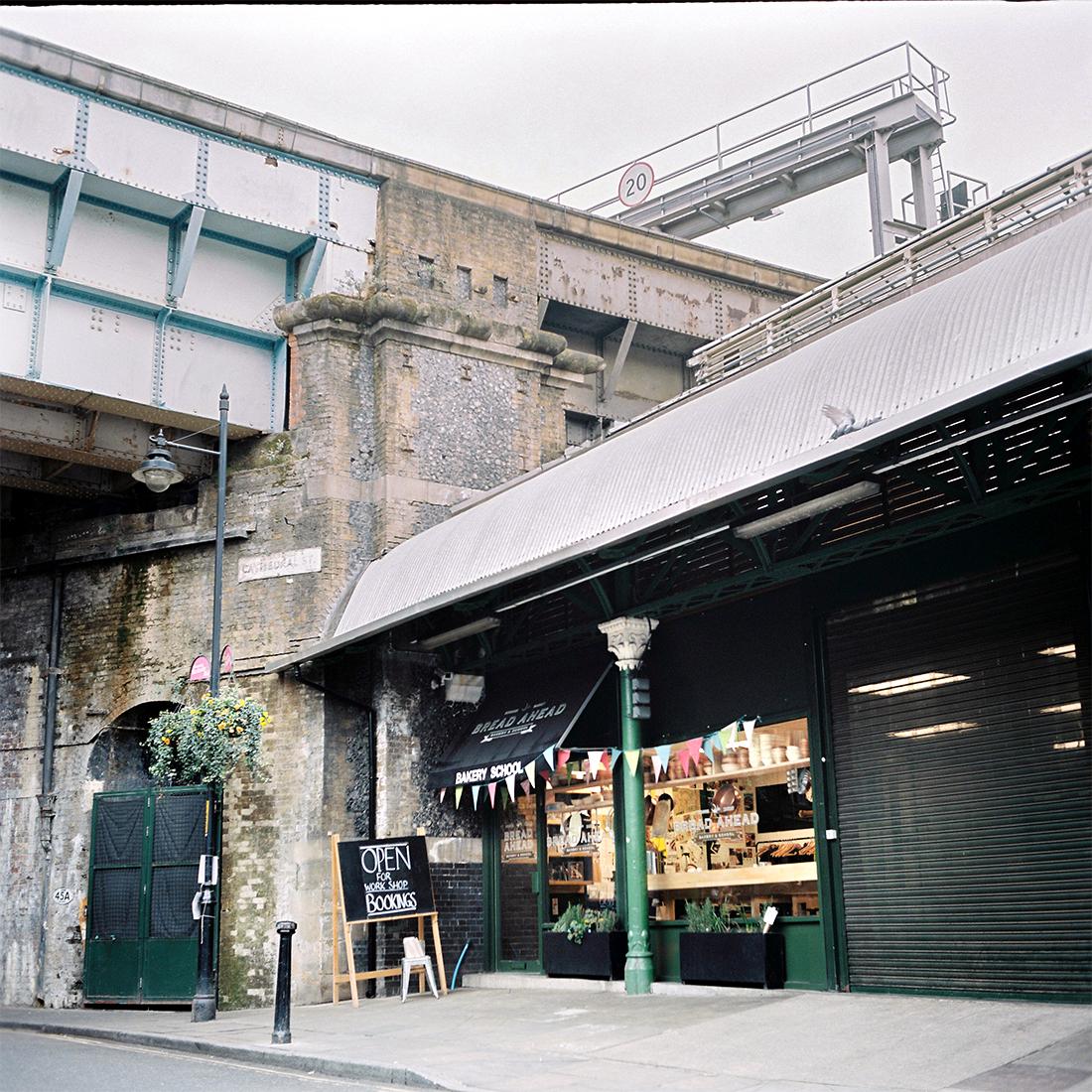 Corner Shop near Borough Market