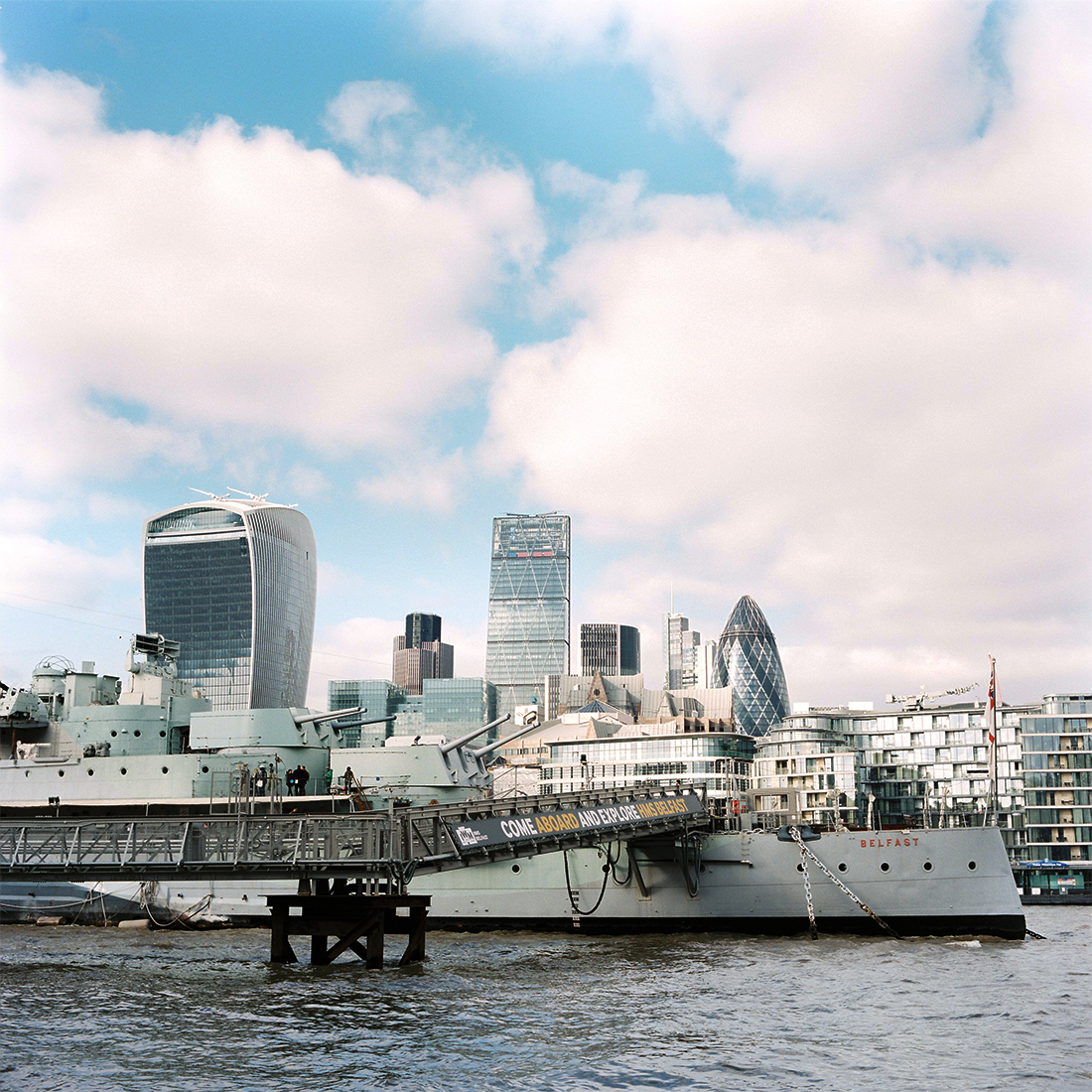 Battleship Belfast