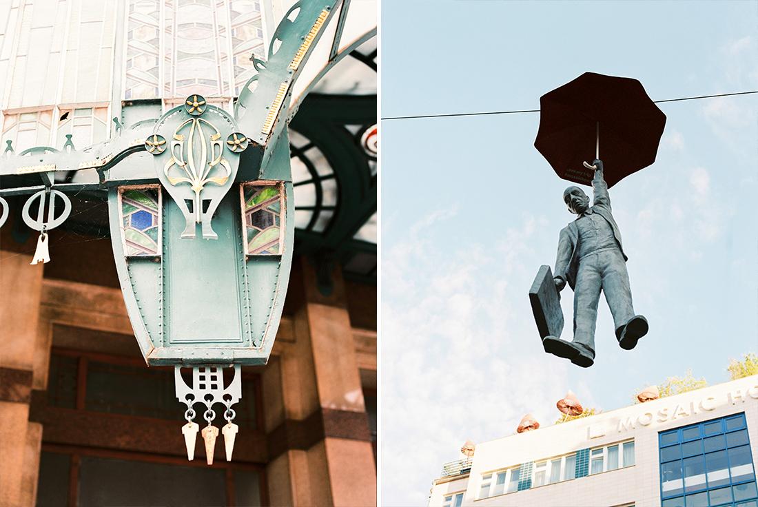 Details in Prague